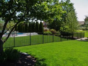 Fences Columbus Ohio Aluminum Iron Wood Privacy