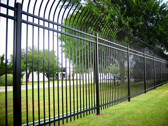 Commercial fencing columbus ohio fences