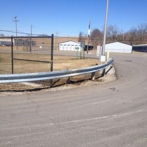 commercial guardrail columbus ohio