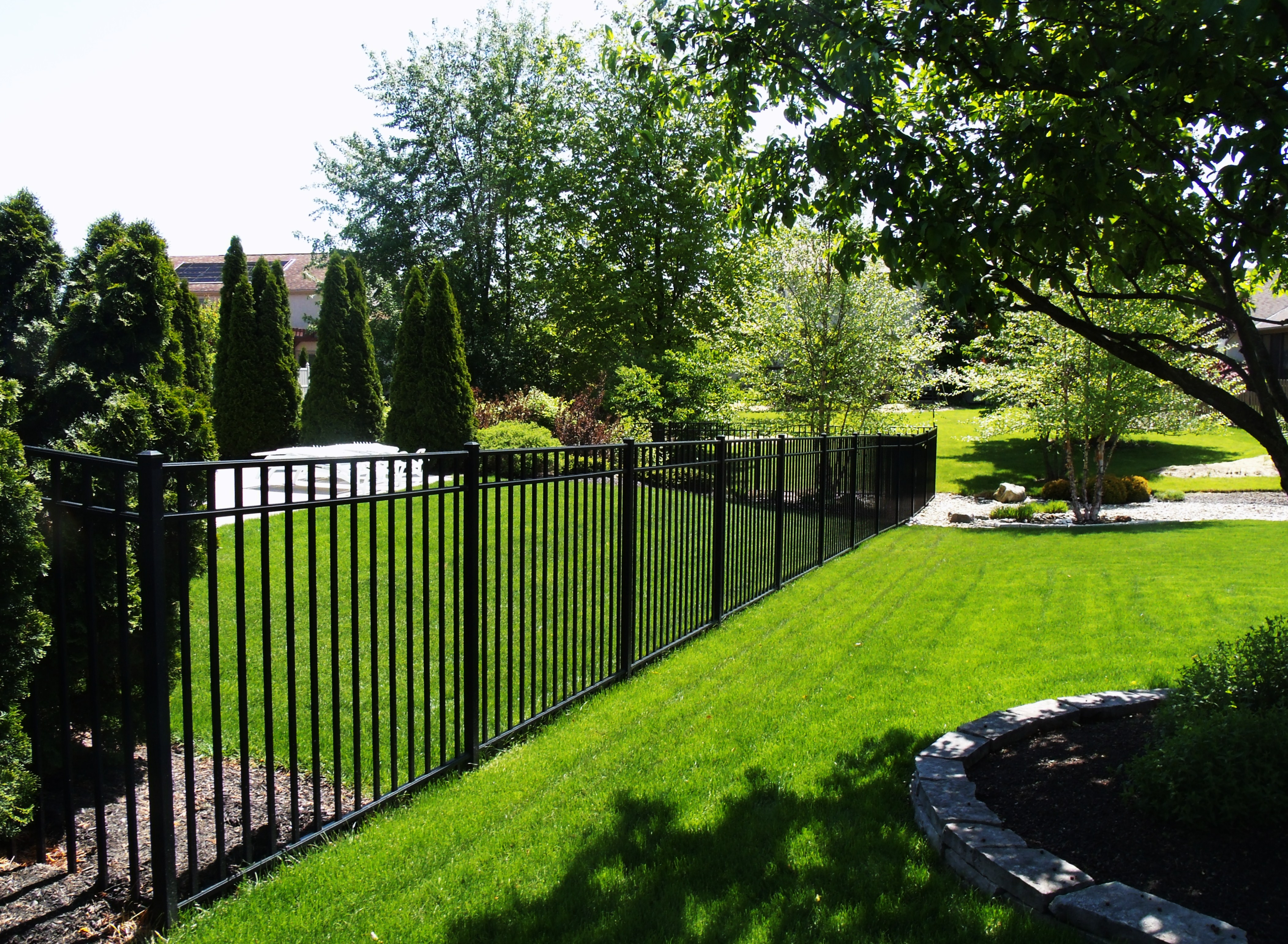 Aluminum Fences Columbus Ohio Aluminum Fencing