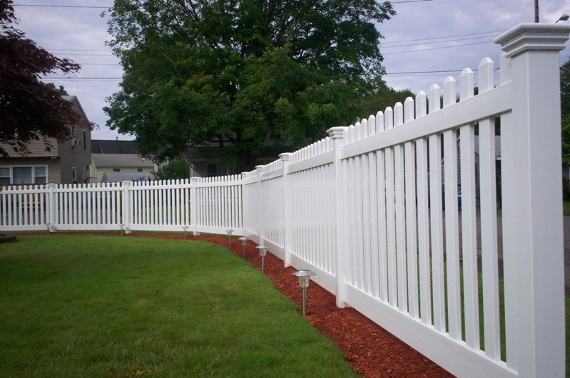 vinyl fence columbus ohio