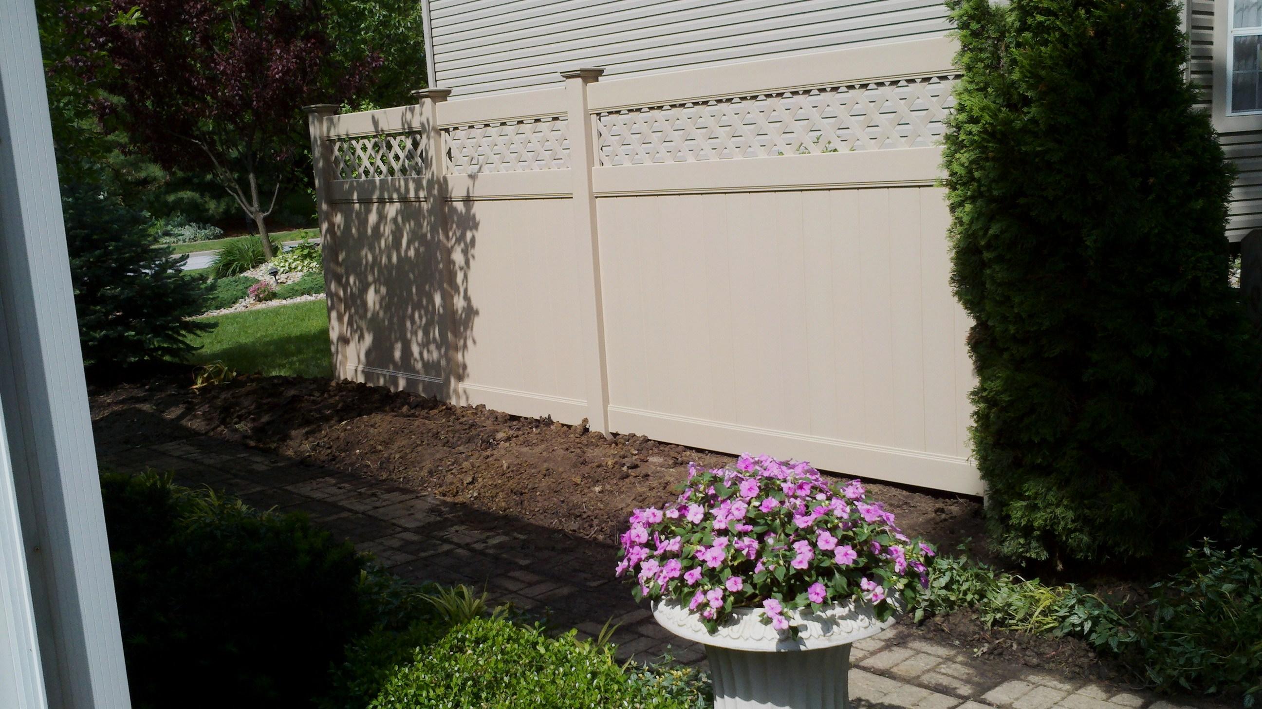 vinyl fences columbus ohio