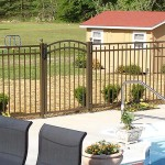 ornamental iron fence columbus ohio