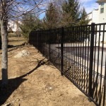 aluminum fences columbus ohio