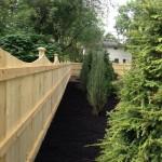 columbus ohio wood fence