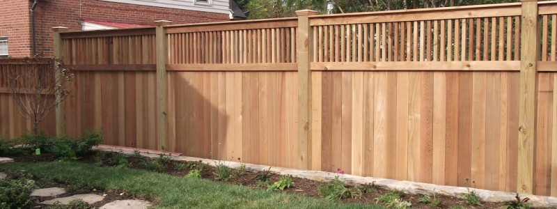 Wood Fence Columbus Ohio Hamilton Fencing