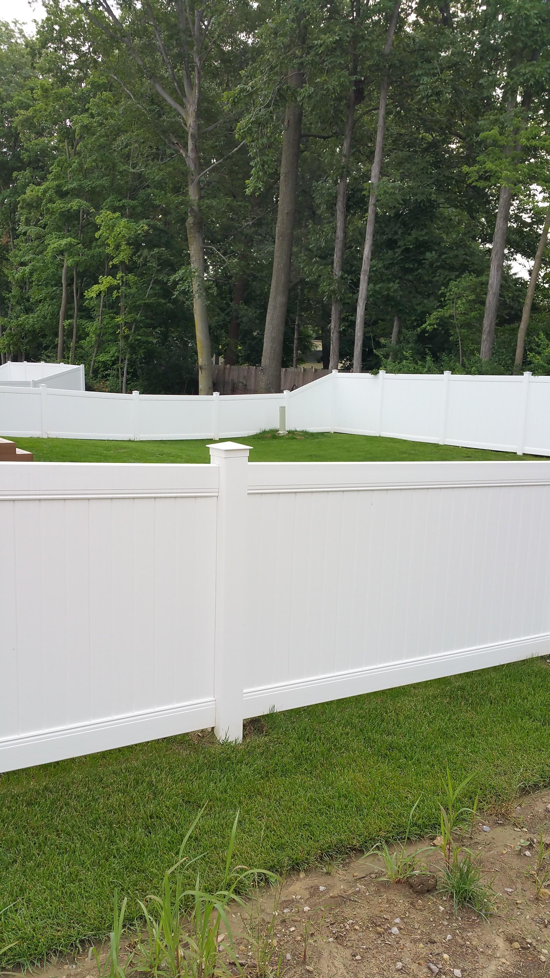 Aluminum 3 Hamilton Fencing Columbus Ohio