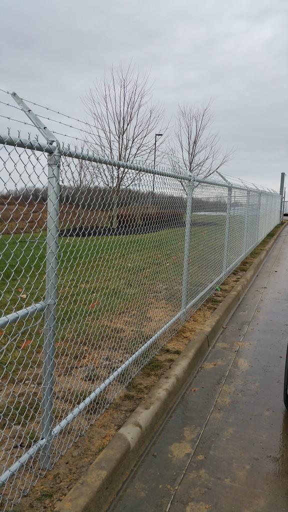Commercial Fences Archives Hamilton Fencing Columbus Ohio