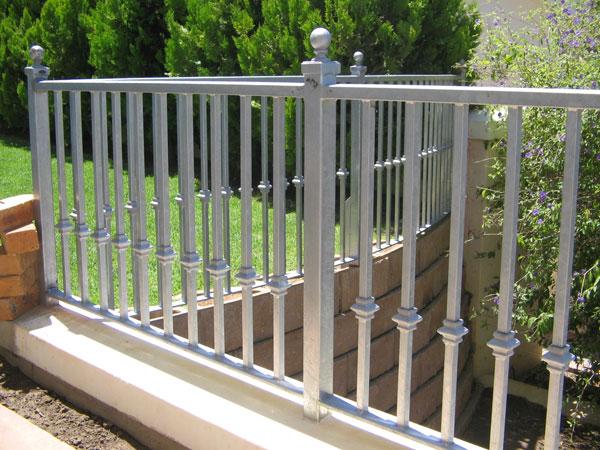 aluminum fences columbus ohio