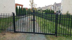 steel fence columbus ohio