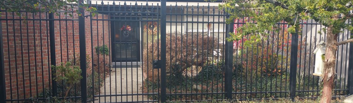 columbus ohio steel fences