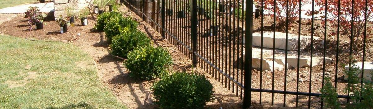 aluminum fencing columbus ohio