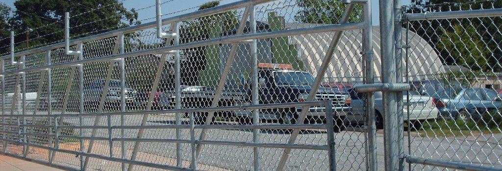 commercial fences columbus ohio