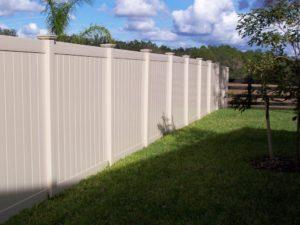 vinyl privacy fences columbus ohio